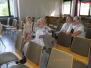 Pretaier Treffen in Gomadingen 2011 / Nach dem Gottesdienst